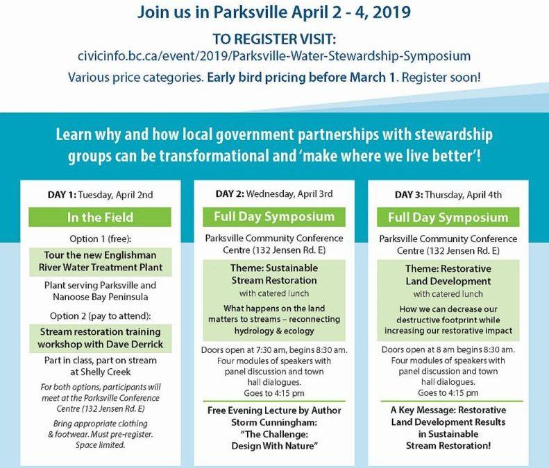 MacDonald Gray Consultants Sponsors The 2019 Parksville Syposium